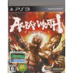 PS3: Asura's Wrath (Z2) (JP)