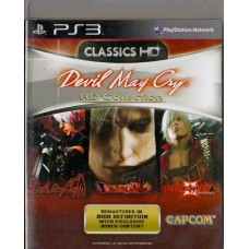 PS3: Devil May Cry HD Collection (Z3)