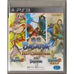 PS3: Basara HD collection (JP) (Z3)