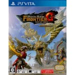 PSVITA: MONSTER HUNTER Frontier G (Z2)(JP)