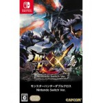 SWITCH: MONSTER HUNTER XX NINTENDO SWITCH VER.(R2)(JP)