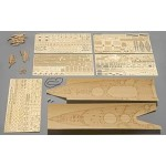 TA 49819 1/350 Prince of Wales PE Parts