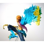 BANPRESTO ONE PIECE SCULTURES BIG ZOUKEIO 6 VOL. 6 MARCO FIGURE COLLECTION