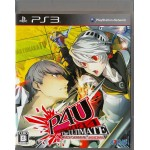 PS3: Persona 4 The Ultimate in Mayonaka Arena (Z2) (JP)