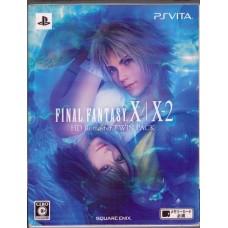 PSVITA: FINAL FANTASY X/X-2 HD Remaster TWIN PACK (Z2)