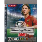 PS3: World Soccer Winning Eleven 2009 (Z2)(JP)