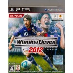 PS3: World Soccer Winning Eleven 2012 (Z2) (JP)