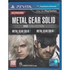 PSVITA: Metal Gear Solid HD (Z3) Eng