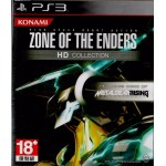 PS3: ZONE OF THE ENDERS HD COLLECTION (Z3)