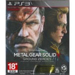 PS3: METAL GEAR SOLID V GROUND ZEROES (Z3)