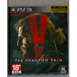 PS3: METAL GEAR SOLID V: THE PHANTOM PAIN (Z-3)