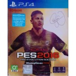 PS4: PRO EVOLUTION SOCCER PES 2016 STEELBOX EDITION (Z-3)