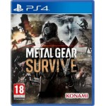 PS4: METAL GEAR SURVIVE (R3)(EN)
