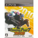 PS3: Winning Post 7 2010 (Z2)(JP)