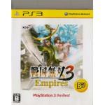PS3: Sengoku Musou 3 Empires (The Best) (Z2)(JP)