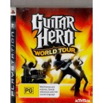 PS3: Guitar Hero World Tour (Z4)