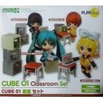 Nendoroid More: CUBE 01 Classroom Set