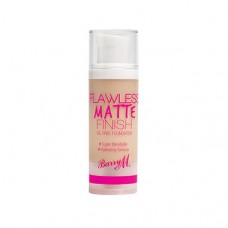 Barry M Flawless Matte Finish Foundation Ivory LF1
