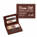 Barry M Brow Kit Shape & Define Light/Medium