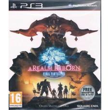 PS3: Final Fantasy XIV Online: A Realm Reborn