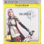 PS3: FINAL FANTASY XIII (Z2) (EN)