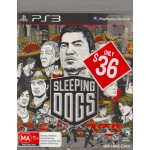 PS3: Sleeping Dogs (Z4)