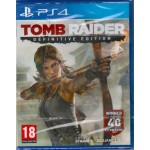 PS4: Tomb Raider