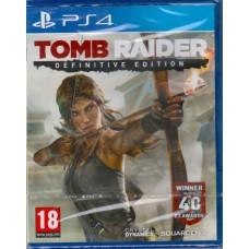 PS4: Tomb Raider