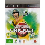 PS3: International Cricket 2010 (Z4)