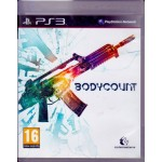 PS3: Bodycount