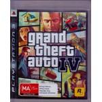 PS3: Grand Theft Auto 4