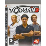 PS3: Topspin 3 (Z2)