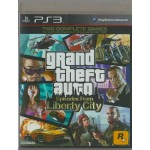PS3: GRAND THEFT AUTO EPISODE FROM LIVERTY CITY (Z3)