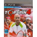 PS3: Top Spin 4 (Z3)