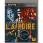 PS3: L.A. Noire