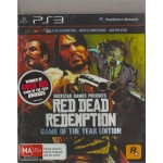 PS3: Red Dead Redemption Game of The Year Edition (Z4)
