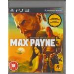 PS3:  Max Payne 3
