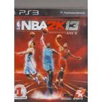 PS3: NBA2K13 (Z3)