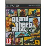 PS3: Grand Theft Auto V (Z2)