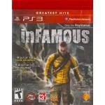 PS3:  Infamous (Z1)