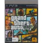 PS3: Grand Theft Auto V (Z4)