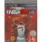 PS3: NBA 2K14 (Z3)