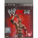 PS3: WWE 2K14 (Z3)