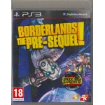 PS3: Borderlands Pre-Sequel