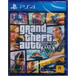 PS4: Grand Theft Auto V (GTA 5)[Z3]