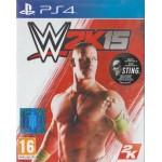 PS4: WWE 2K15 (Z2)