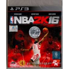 PS3: NBA 2K16 (Z-3)