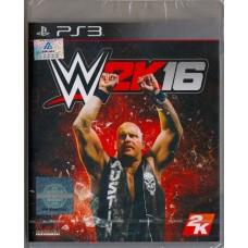 PS3: WWE 2K16 [Z3]