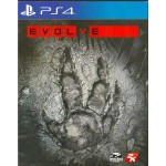 PS4: Evolve