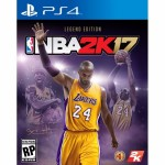 PS4: NBA 2K17 LEGEND EDITION (Z3)(EN)